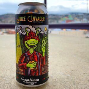 Juice Invader